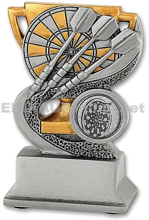 empire dart darts dartpokal troph e trophy pokal pokale figuren winner pro 22357 ebay. Black Bedroom Furniture Sets. Home Design Ideas