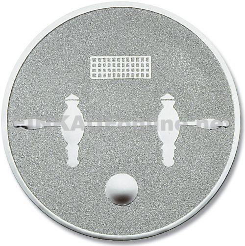 Pokal Emblem Kicker Silber 06j158