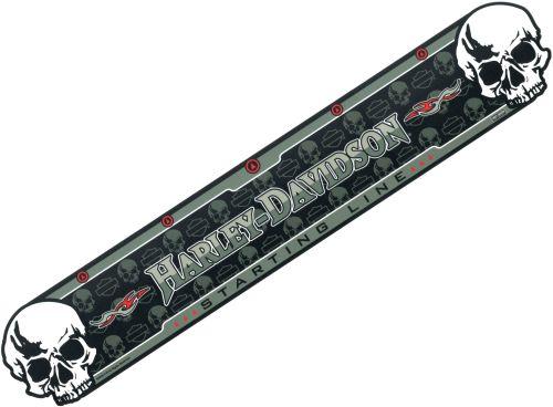 harley davidson dart darts abwurflinie wurflinie linie. Black Bedroom Furniture Sets. Home Design Ideas