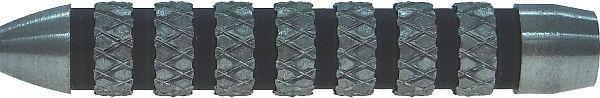 Dart Darts Griffstück Barrels Steel Natural 24 gr 90/% Tungsten Extra Heavy Knurl