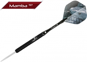 BULLS Steel-Dart-Set Mamba 97 M1 Slim-Shark Grip 21 gr