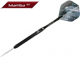 BULLS Steel-Dart-Set Mamba 97 M3 L-Slim-Shark Grip 23 gr