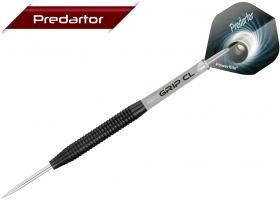 BULLS Steel-Dart-Set Predartor P2 Shark Grip 25 gr