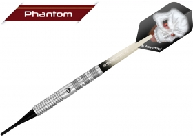 BULLS Soft-Dart-Set Phantom PT1 Shark C & L Grip 18 gr (ZZNL)