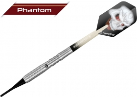 BULLS Soft-Dart-Set Phantom PT4 Shark & C Grip 18 gr