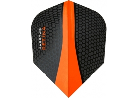 HARROWS Flight-Set Standard Retina 5504 Orange