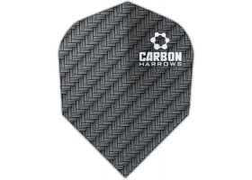 HARROWS Flight-Set Standard Carbon 1200 Schwarz (ZZNL)