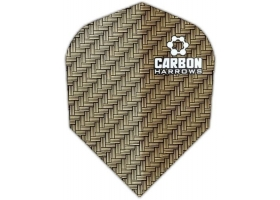 HARROWS Flight-Set Standard Carbon 1201 Gold
