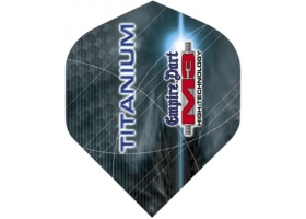 M3 Flight-Set Standard Polyester extra strong Titanium