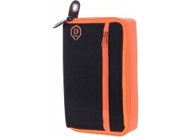 One80 Dart-Tasche The Dart Box Orange/Schwarz