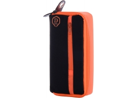 One80 Dart-Tasche Mini Dart Box Orange/Schwarz