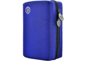 One80 Dart-Tasche Double Dart Box Blau