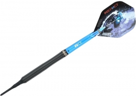 ONE80 Soft-Dart-Set VHD Darts Night Hunter Velocity 20 gr
