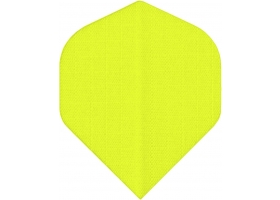 PROFIDART Flight-Set Standard Nylon Gelb Neon