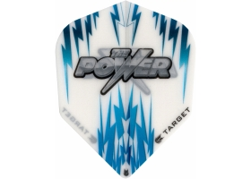 TARGET Flight-Set Standard Polyester Clear Vision Power-100 extra strong Phil Taylor