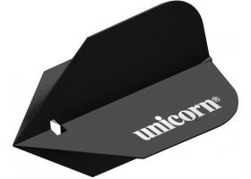 UNICORN Flight-Set Standard Polymer SuperTrue .125 SlotLock Schwarz