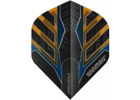WINMAU Flight-Set Standard Polyester Prism Alpha Barbarian 6915