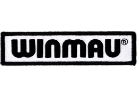 WINMAU Aufnäher Sew-On Badge Players Patch